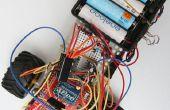 Contrôle Radio voiture Arduino via Web écran