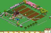 Faire un jardin de Farmville Real