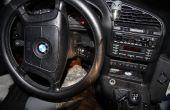 Démarrer votre voiture avec un lecteur flash.
