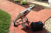 Auto solaire portatif, système de suivi