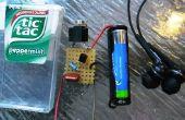 Tic Tac Transistor ampli