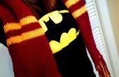 Harry Potter écharpe sur le thème