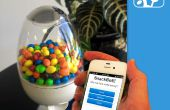 SnackBot : Candy Machine connecté à l'Internet !