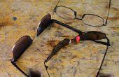 Comment faire pour remplacer le manque de touches sur vos lunettes