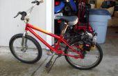 Mauvaises herbes moteur Eater Bike (entraînement à Friction)