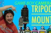 Game Boy Camera trépied Hack