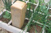 Worm Cafe - Compost avec droit de vers de terre dans votre jardin