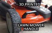 3D imprimés poignée de tondeuse à gazon