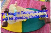 Magic Rainbowwarrior Chalk Board