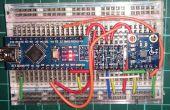 HMC5883L magnétomètre avec levier de vitesses niveau sur arduino nano