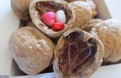 Donner une surprise de la Saint-Valentin « NUTTY »