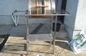 Comment faire votre propre tonneau de BBQ de fût de bière (sans soudure)