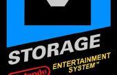 NES Cartouche disque dur et Console Dock