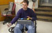 Modification de la Wiimote pour personnes handicapées
