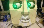 Animatronic yeux et Wii Nunchuck partie 2 - lui donner une voix