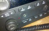 Pirater une radio gm moins de 40$