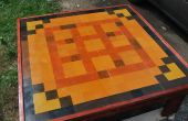 Table basse Minecraft