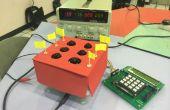 Braille automatique : Texte au mécanisme de Braille anglais