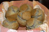 Germés pain de maïs Grain entier maïs bleu