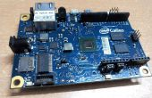 Mise en route avec Intel Galileo