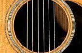 Comment jouer de la guitare : apprendre à connaître votre guitare.