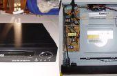 Transformer un lecteur de DVD cassé en une enceinte accessoire pour votre Home Theater PC