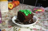 Gâteau de bloc de saleté Minecraft