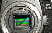 Comment nettoyer le capteur de votre reflex numérique