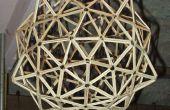 Un modèle de sphère géodésique