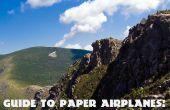 L'avion de papier parfait !