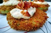 Fried Green tomates