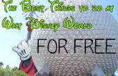 Meilleur gratuits choses à faire à Walt Disney World