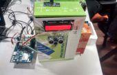 TrashIoT - Lixeira inteligente com Intel Edison
