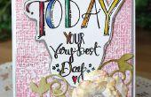 Faites aujourd'hui votre carte de jour meilleur Tutorial