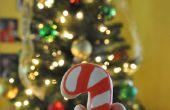Décorations de biscuits de Noël facile pour Santa