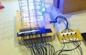 4 x 4 x 4 LED Cube Arduino