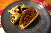 Enfants peuvent cuire : Tacos de boeuf
