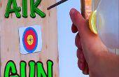 Comment faire un pistolet à air comprimé avec une bouteille en plastique