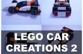 LEGO voiture créations 2