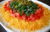 Ultra facile, une Minute, trois ingrédient trempette mexicaine
