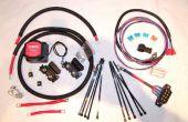 Mazda Bongo Ford Freda Split Charge & circuit échanger des métiers à tisser
