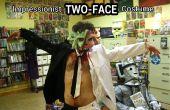 Costume de double-FACE impressionniste !
