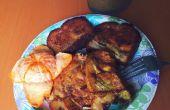 Ridée Apple Omelette