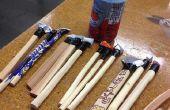 Cola Pen matériaux et conception pour petite Production Run