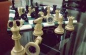 Ajouter du poids à des pièces d'échecs