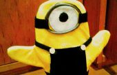 Gant de four facile Minion
