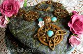 Romantique d'inspiration Skyrim « Amulette de Mara » gâteau !