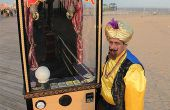 Zoltar parle - l'Instructable