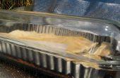 Solar cuisson pâte feuilletée