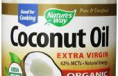 Nombreuses choses huile de coco est excellent pour (beauté, cuisine et d'autres utilisations)